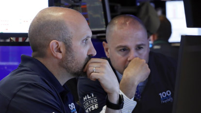 'Bad news on top of bad news': Weak factory data, trade woes hit Wall Street