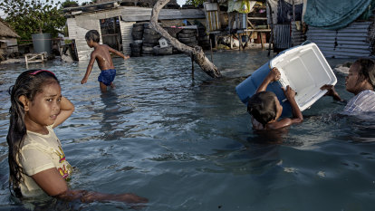 Climate change spurs threat of war, mass migration in region