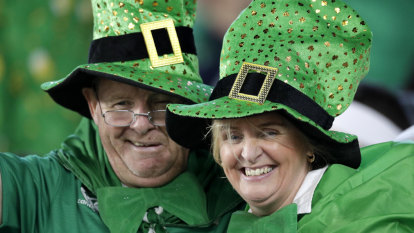 Irish fans advised to 'make your way to nearest exit' in cheeky Air NZ safety video