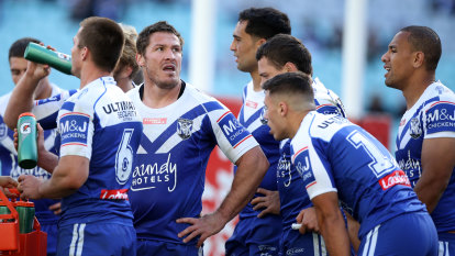 'Axes to grind': Ballesty hits back at Bulldogs members trying to oust trio from board