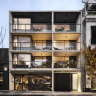 Boutique hotel fits with South Yarra surrounds