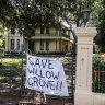 'Bodies in front of machinery': Parramatta Powerhouse hit by boycott