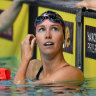 Phelps the inspiration as history beckons McKeon at world titles