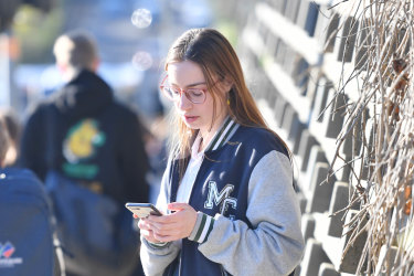 School's out for mobiles: Government's phone ban is one of the world's toughest