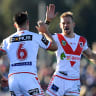 Dufty delivers magic moments for Dragons in tense win over Raiders