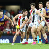 Luke Dunstan a surprise out for Saints as Bombers unchanged against Pies