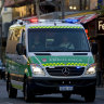 WA Premier hints some surplus may go to health, the same day major hospitals sound alarm again