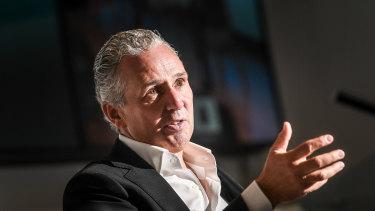 Telstra CEO Andy Penn.