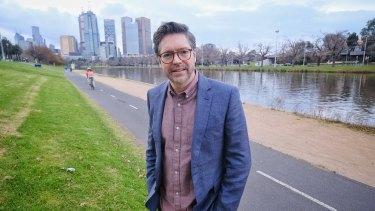 Melbourne deputy mayor Nicholas Reece.