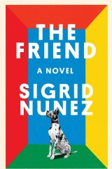 The Friend won the US 2018 National Book Award.
