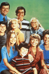 Unique family unit: The original Brady Bunch.