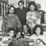 The cast of The Cosby Show.