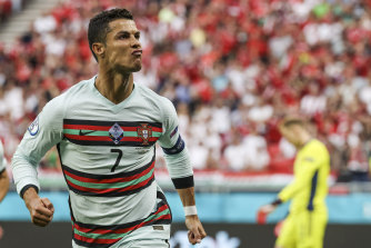 It would be folly to start to view Cristiano Ronaldo as some kind of anti-corporate crusader.