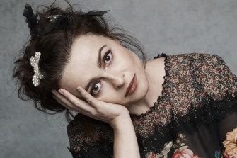 Helena Bonham Carter plays Princess Margaret mark two.