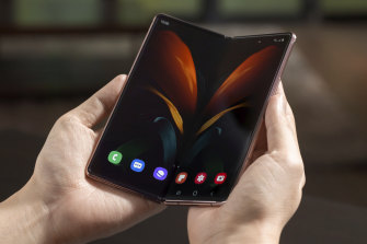 The Galaxy Fold 2 is an exciting device, but not an easy one to use.