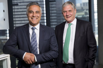 Latitude CEO Ahmed Fahour  and chairman Mike Tilley are expected to bear the brunt of the blame for the latest IPO fail.