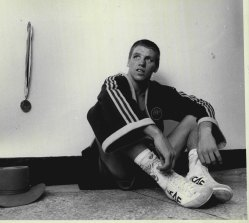 Grahame Cheney is the last Australian boxer to win an Olympic medal, taking home silver from Seoul in 1988.