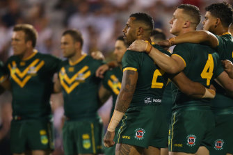 The Kangaroos have withdrawn from the World Cup.
