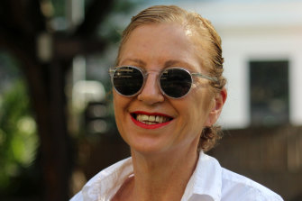 Joanna Murray-Smith co-wrote Palm Beach, which was released the same day she made her directorial with L'Appartement at QPAC.