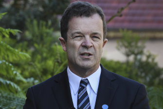 While NSW Attorney-General Mark Speakman is yet to take a stance on the issue, Victorian Attorney-General Jill Hennessy said the over-representation of Indigenous minors in the justice system was unacceptable.
