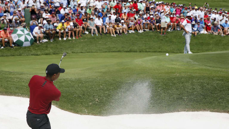 Starting over: Tiger Woods has overcome a litany of surgical emergencies.
