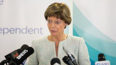 Ombudsman Deborah Glass.