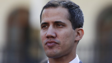 Juan Guaido has claimed the presidency of Venezuela.
