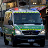 Perth cabbie treated for hypothermia after driving into Swan River
