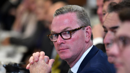 Christopher Pyne says new private-sector role breaks no rules