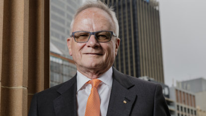 Shepherd became GWS chairman after reading his own obituary