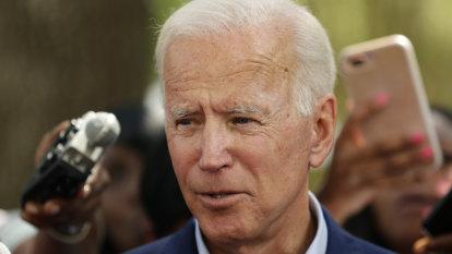 Joe Biden is determined not to get 'Ukrained' by Trump in 2020