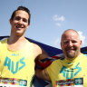 Australians medal in Para shot put, but face Games predicament