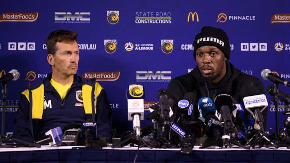 Mulvey willing to give Bolt 12 months to prove himself at Mariners