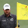 Leishman in Masters hunt as red-hot Matsuyama leads into last round