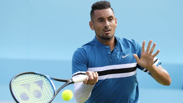 BBC forced to apologise for Kyrgios and his swearing