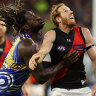 As it happened: Dons stun Eagles in Perth; Suns dismiss Hawks; Saints keep North at bay; Cats beat Pies; Lions smash GWS