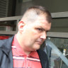 'Trolley Man' Michael Rogers returns to Melbourne court