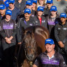 Shut the gate: Waller staff give Winx a fond farewell