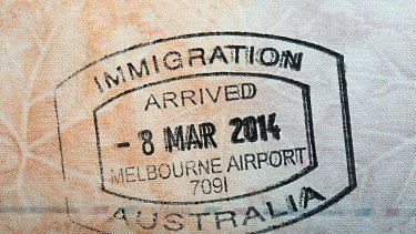 The Department of Home Affairs is determining the successful bidder for a project to build and manage a new online system to process and provide visas.