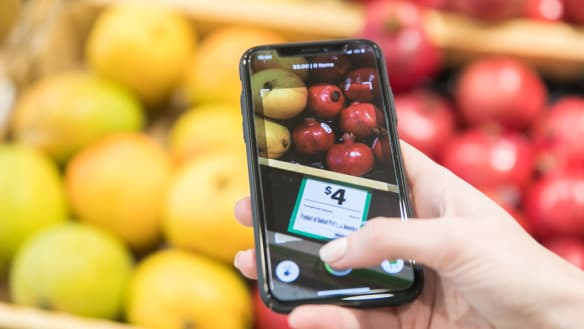 Forget checkouts: Woolies trials first 'shop and go' store