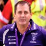 Ross Lyon sacking: Writing on the wall once defences went up