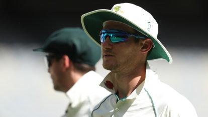 'Highly unlikely': Bancroft concedes Test call-up is out of reach