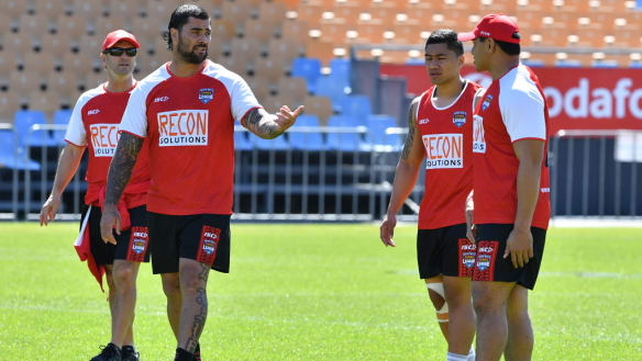 'Why not?' Even Fifita's Kangaroos rivals agree he could have walked into Australian team