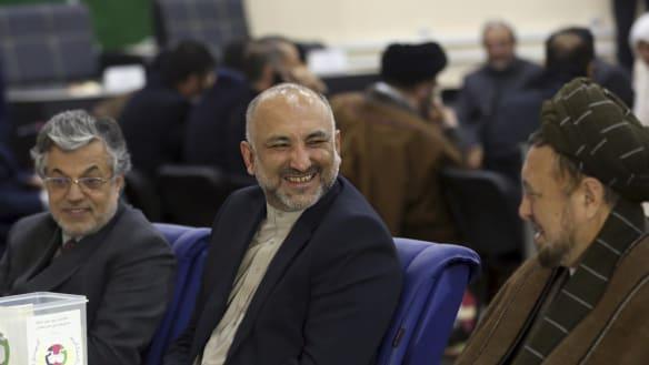 Afghan presidential race takes shape as Ghani's challengers emerge