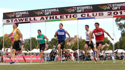 No Stawell Gift in 2020