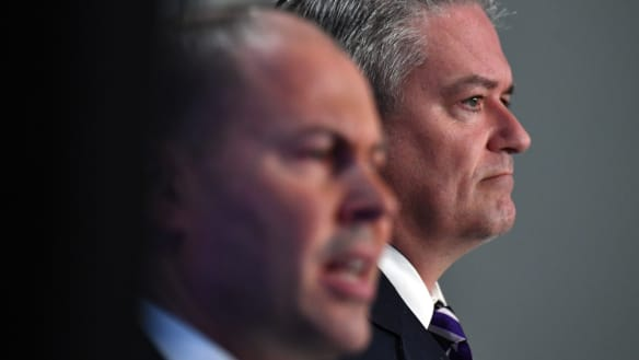 Tax cuts over budget repair, Morrison government sets its priorities