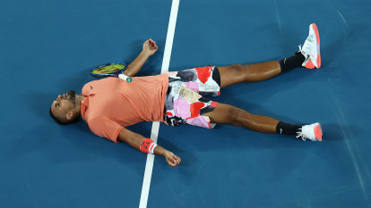 Australian Open took a toll on Kyrgios: Hewitt
