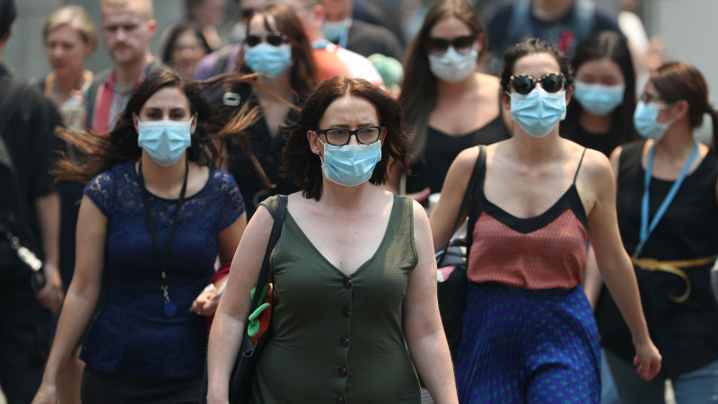 To Quality 'close Protect Air Masks Fires Nsw Face Poor Against