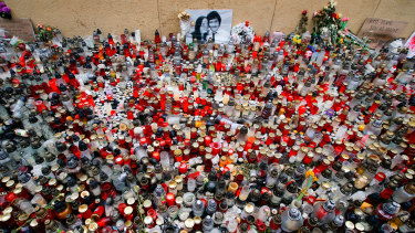 Public outrage over the killing of Kuciak, who covered corruption, led to the resignation of the country's prime minister.