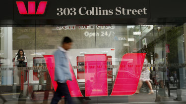 Westpac said it expects other new and increased provisions and asset write-downs totalling around $1.43 billion after tax for the first half.